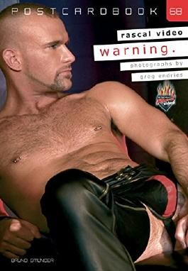 Warning: Photographs by Gred Endries: Postcard Book 68 (Postcard Books (Bruno))
