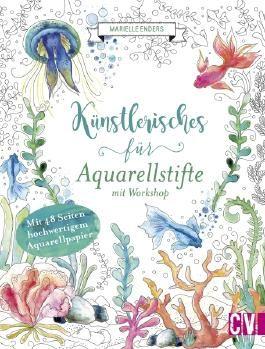 Künstlerisches für Aquarellstifte mit Workshop