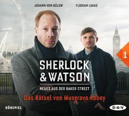 Sherlock & Watson – Neues aus der Baker Street: Das Rätsel von Musgrave Abbey (Fall 1)