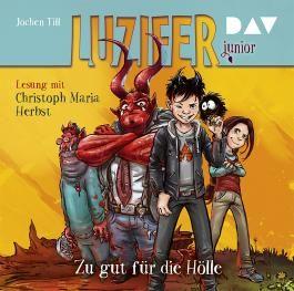 Luzifer junior - Teil 1: Zu gut für die Hölle