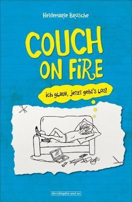 Couch On Fire
