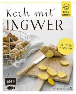 Koch mit – Ingwer