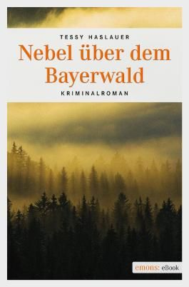Nebel über dem Bayernwald