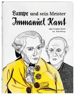 Lampe und sein Meister Immanuel Kant