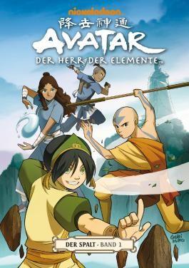 Avatar: Der Herr der Elemente 8