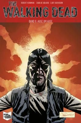 The Walking Dead Softcover 8