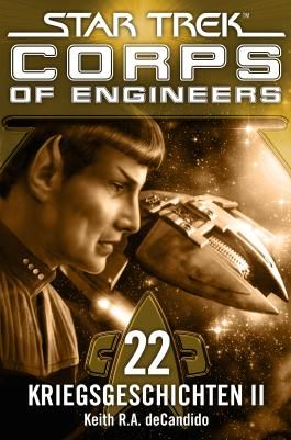 Star Trek - Corps of Engineers 22: Kriegsgeschichten 2
