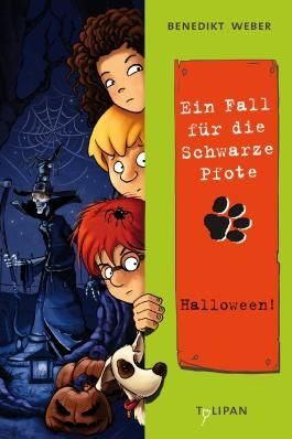 Ein Fall für die Schwarze Pfote - Halloween!