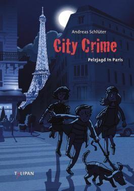 City Crime Pelzjagd in Paris