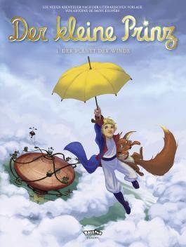 Der kleine Prinz, Band 01