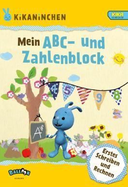 KiKANiNCHEN - Mein ABC- und Zahlen-Block