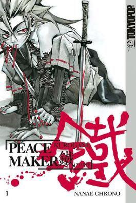 Peace Maker Kurogane 01
