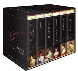 Jane Austen - Die großen Romane