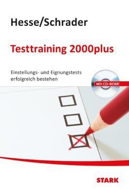 Hesse/Schrader: Testtraining 2000plus