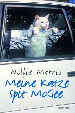 Meine Katze Spit McGee