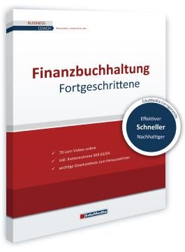 Finanzbuchhaltung für Fortgeschrittene