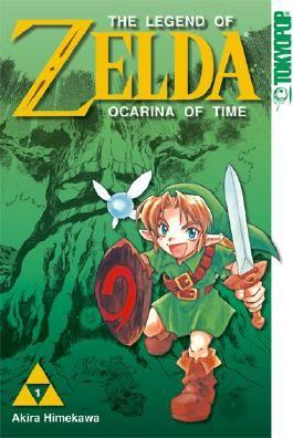 The Legend of Zelda 01