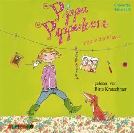 Pippa Pepperkorn neu in der Klasse (1)
