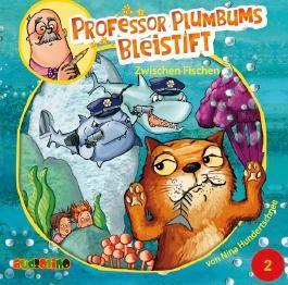 Professor Plumbums Bleistift (2)