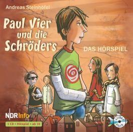 Paul Vier und die Schröders - Das Hörspiel