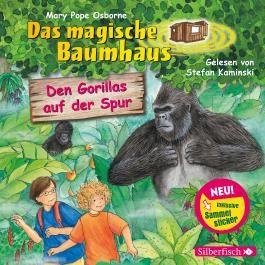 Den Gorillas auf der Spur