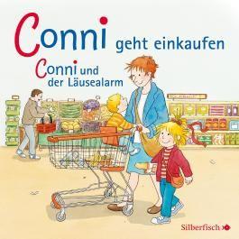 Conni geht einkaufen / und der Läusealarm (Meine Freundin Conni - ab 3 )