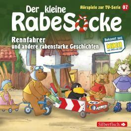 Der kleine Rabe Socke - Rennfahrer und andere rabenstarke Geschichten