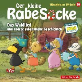 Der kleine Rabe Socke - Das Hofturnier und andere rabenstarke Geschichten (Hörspiele zur TV Serie 10)