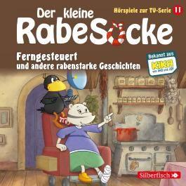 Der kleine Rabe Socke - Meisterdetektive und andere rabenstarke Geschichten (Hörspiele zur TV Serie 11)