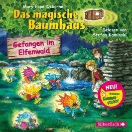 Gefangen im Elfenwald (Das magische Baumhaus 41)