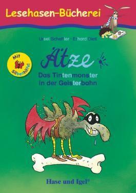 Ätze - Das Tintenmonster in der Geisterbahn / Silbenhilfe