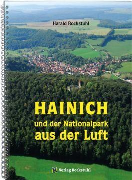 HAINICH und der Nationalpark Hainich aus der Luft