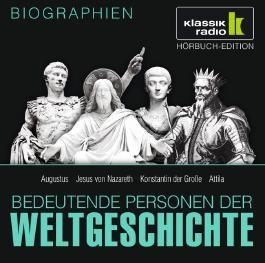 CD WISSEN - Bedeutende Personen der Weltgeschichte