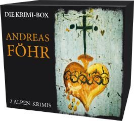 Andreas Föhr-Box, 12 Audio-CDs