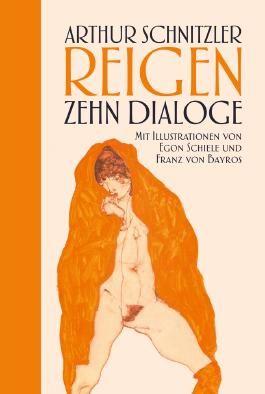 Reigen: Zehn Dialoge: Halbleinen