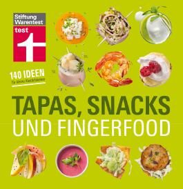 Tapas, Snacks & Fingerfood