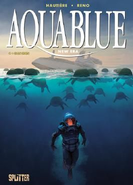 Aquablue – New Era. Band 4