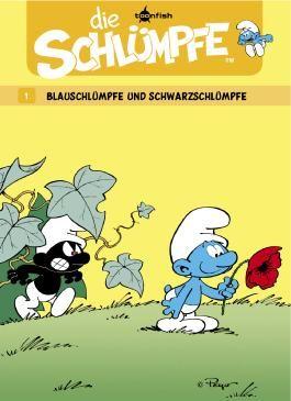 eComic Die Schlümpfe 01: Blauschlümpfe und Schwarzschlümpfe