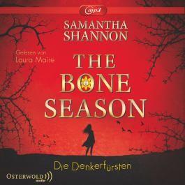 The Bone Season - Die Denkerfürsten