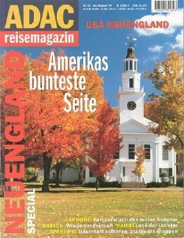 ADAC Reisemagazin, Neuengland