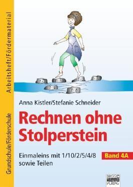 Rechnen ohne Stolperstein - Band 4A