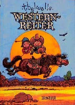 Western-Reiter