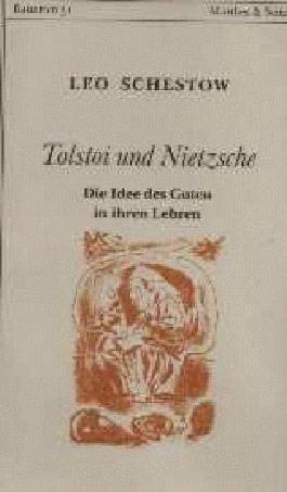 Tolstoi und Nietzsche
