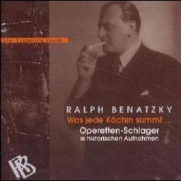 Benatzky, Ralph: