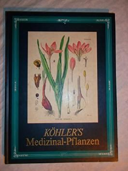 Koehler's Medizinal-Pflanzen Reprintausgabe Band 2