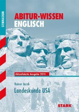 Abitur-Wissen Englisch / Landeskunde USA für G8