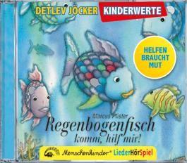 Regenbogenfisch, komm hilf mir! Ein Liederhörspiel. Das Mitmachbuch / Regenbogenfisch, komm hilf mir! Ein Liederhörspiel. Mit Instrumentalplaybacks zum Nachsingen und -spielen.