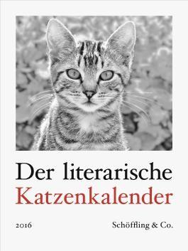 Der literarische Katzenkalender 2016
