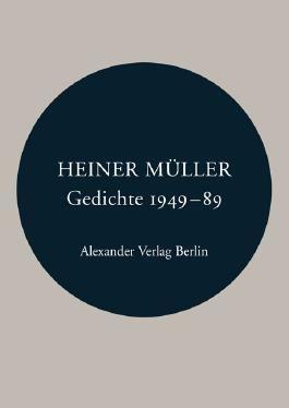 Gedichte 1949-1989