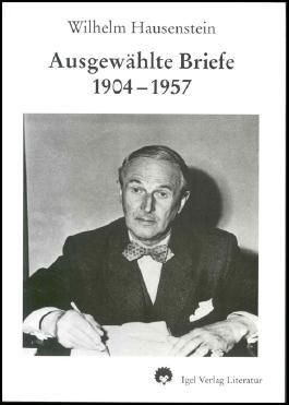 Ausgewähle Briefe 1904-1957